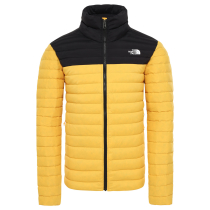 Buy M Stretch Down Jacket Tnf Yellow/Tnf Black