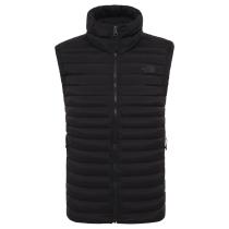 Buy M Stretch Down Vest Tnf Black