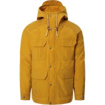 Buy M Thermoball Dryvent Mountain Parka Arrow Wood Yellow/Earth Brown