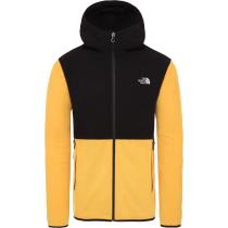 Acquisto M Tka Glacier Full Zip Hoodie TNF Yellow/TNF Black