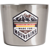 Acquisto Made For The Mountains 10Oz Compass Cup Stainless Steel