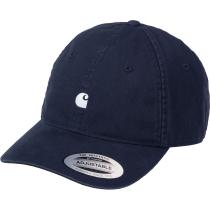 Buy Madison Logo Cap Dark Navy White