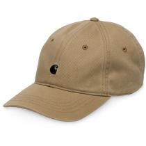 Kauf Madison Logo Cap Leather/Black
