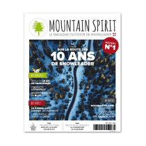 Achat Magazine Mountain Spirit