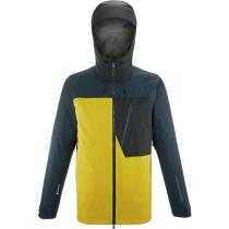 Buy Magma Gtx Jacket M Wild Lime/Orion Blue