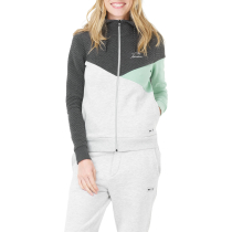 Kauf Maina Hoody Zip Grey Melange