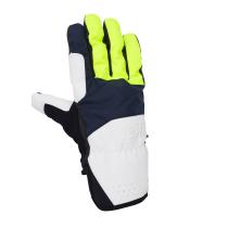 Achat Malt Gloves Dark Blue Yellow