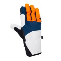 Buy Malt Gloves Orange Petrol