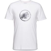 Buy Mammut Logo T-Shirt Men White
