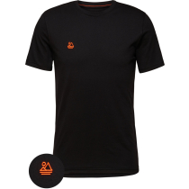 Acquisto Mammut Essential T-Shirt Black Mountain