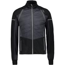 Compra Man Jacket Fix Hood-Detachable Sleeves Nero