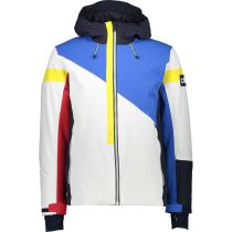Acquisto Man Jacket Fix Hood Bianco
