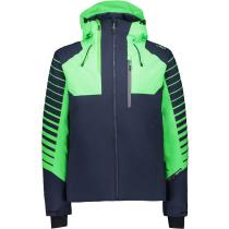 Acquisto Man Jacket Fix Hood Black/Blue