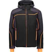 Acquisto Man Jacket Zip Hood Nero