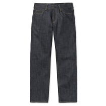 Buy Marlow Pant Cotton Edgewood Blue Denim Blue Rigid