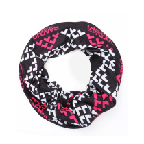 Buy Maska Necktube Black-White-Pink