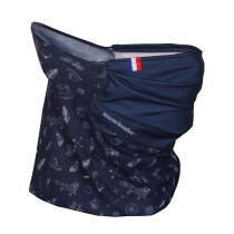 Buy Mountain Barrier Mask Navy Snowleader