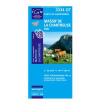 Achat Massif Chartreuse Sud 3334OT