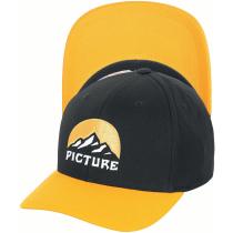 Achat Meadow Baseball Cap Black