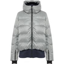 Achat Ladies Down Ski Jacket Megève Greystone-Blue Black