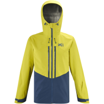 Kauf Meije 3L Jacket M Wild Lime/Orion Blue