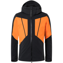 Buy Men's Boval Jacket Black/Kjus Orange