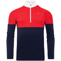 Achat Men Race Midlayer Half-Zip Atlanta/Scarlet