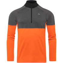 Buy Men's Race Midlayer Half-Zip Steel Grey Melange