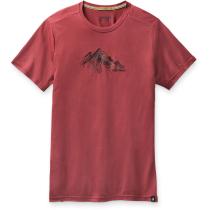 Achat Men's Merino Sport 150 Rocky Range Graphic Tee Masala