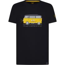 Acquisto Men's Van T-Shirt 2.0 Black