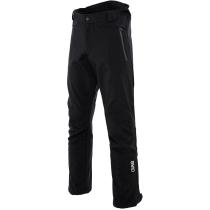 Acquisto Men Softshell Ski Pant With Gaiter Black