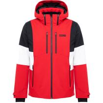 Acquisto Men Whistler Jacket Bright Red-Black-White