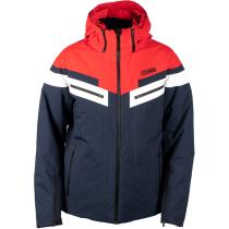 Acquisto Men Golden Eagle Jacket Blue Black-Bright Red-White