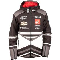 Acquisto Men Replica Insulated Jacket White-Black-Stone