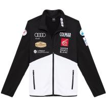 Acquisto Men Replica Sweatshirt Black-White