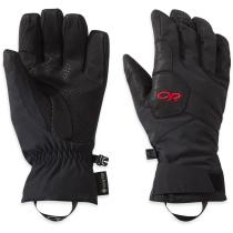 Acquisto Men's Bitterblaze Aerogel Gloves Black/Tomato