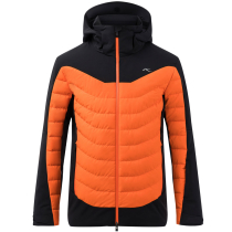 Achat Men Sight Line Jacket Black/Kjus Orange