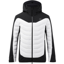 Buy Men Sight Line Jacket Black/White