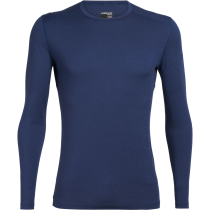 Buy Mens 200 Oasis LS Crewe Estate Blue