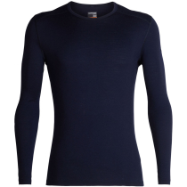 Achat Mens 200 Oasis LS Crewe Midnight Navy