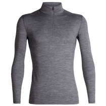 Achat Mens 200 Oasis LS Half Zip Gritstone Heather