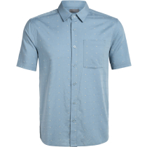 Kauf Mens Compass SS Shirt Waterfall