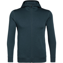 Kauf Mens Elemental LS Zip Hood Nightfall
