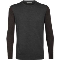 Achat Mens Shearer Crewe Sweater Char Heather