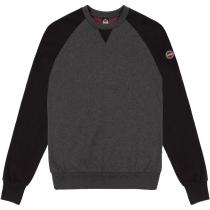 Achat Mens Sweatshirt Melange Charcoal/Win