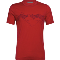 Buy Mens Tech Lite SS Crewe Peak Patterns Rocket