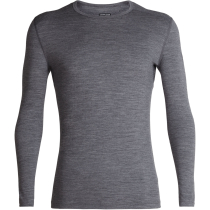Buy Mens 200 Oasis LS Crewe Gritstone Heather