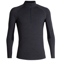Achat Mens 200 Zone LS Half Zip Jet Heather/Black