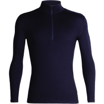 Kauf Mens 260 Tech LS Half Zip Midnight Navy