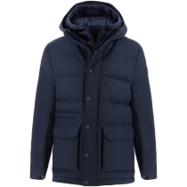 Acquisto Mens Down Jacket Navy Blue